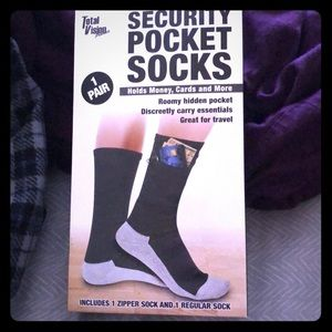 Other - Security pocket socks